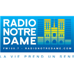 RadioNotreDame-100.7 Paris, France