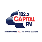 CapitalBirmingham-102.2 Birmingham, United Kingdom