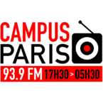 RadioCampusParis-93.9 Paris, France